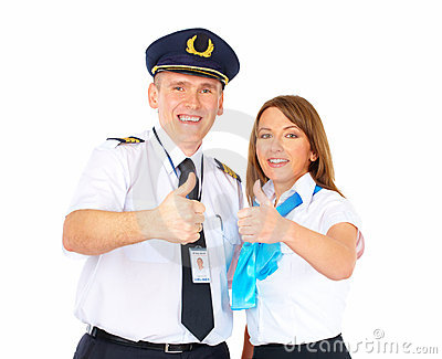 Successful flight crew