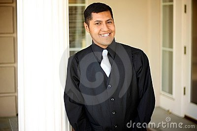 Successful Hispanic Male Stock Photos - Image: 14267803