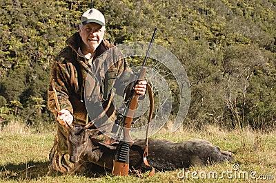 Successful hunter