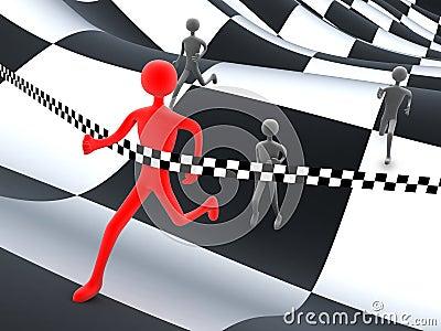 Successful run
