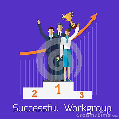 Free Successful Workgroup People Design Royalty Free Stock Images - 63508489
