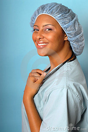 Free Successful Young Nurse Stock Images - 5361004
