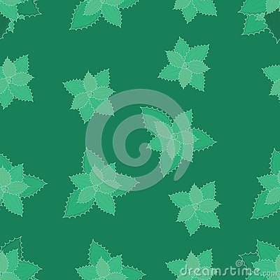 Free Succulent Plants Pattern Royalty Free Stock Photo - 68177695