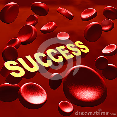 Sucess in blood