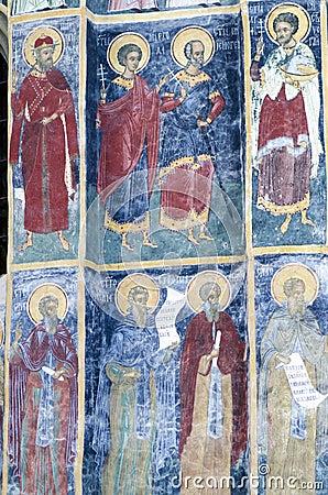 Монастырь Sucevita