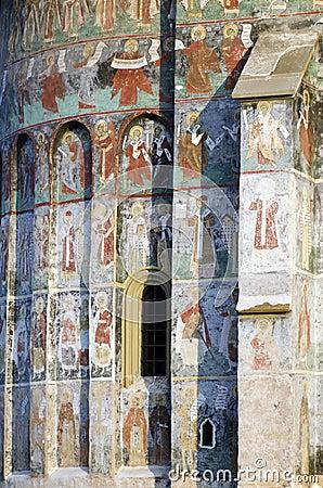 Sucevita kloster