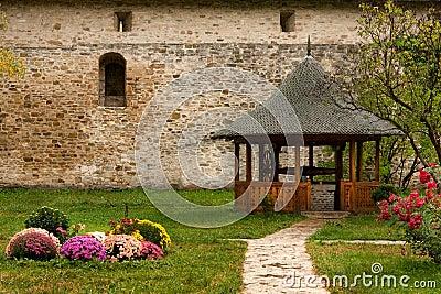 Sucevita Monastery, Bucovina Romania