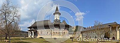 Sucevita monastery - Romanian UNESCO heritage