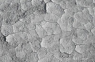 Sucha borowinowa surowa tekstura