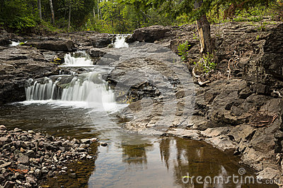 Sucker River Falls