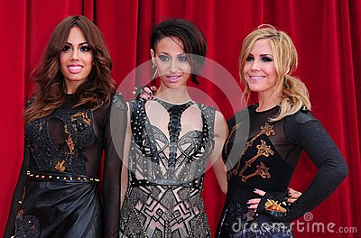 The SugaBabes,SugaBabes Editorial Stock Photo