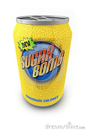Free Sugar Bomb Royalty Free Stock Images - 6543919