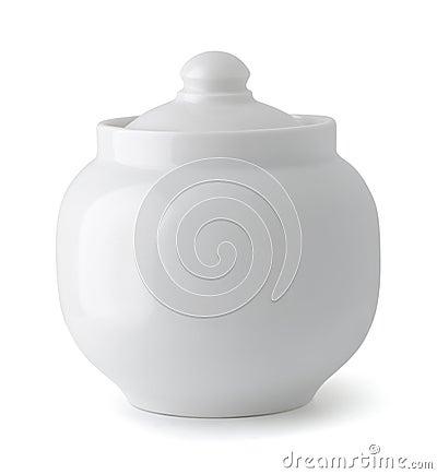 Free Sugar Bowl Royalty Free Stock Photo - 31313055