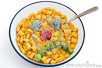 Image result for sad cereal