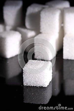 Sugar cubes A