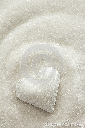 Free Sugar Heart Stock Images - 37049844