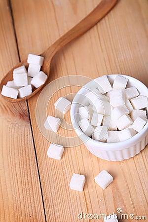 Free Sugar In Dish Stock Photos - 35374373