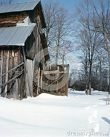 Sugar Shack Lanark County Ontario Canada