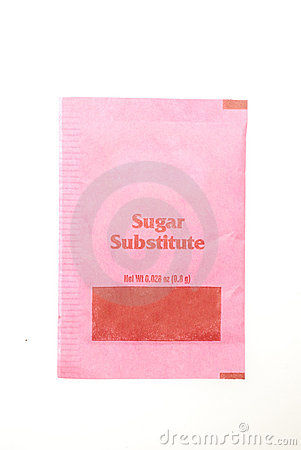 Free Sugar Substitute Packet Royalty Free Stock Photos - 7294768