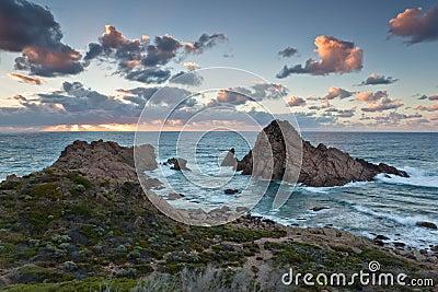 Sugarloaf Rock on Cape Naturaliste