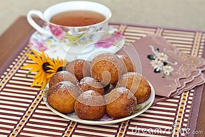 Sugary Donut Holes