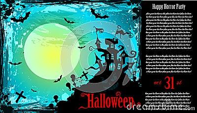 Suggestive Hallowen Party Flyer