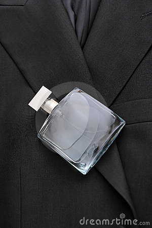 Free Suit And Cologne Stock Photo - 2961160