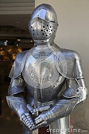 Suit of Armour, Toledo