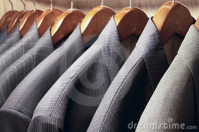 Suit jackets