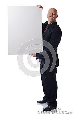 Suit large card