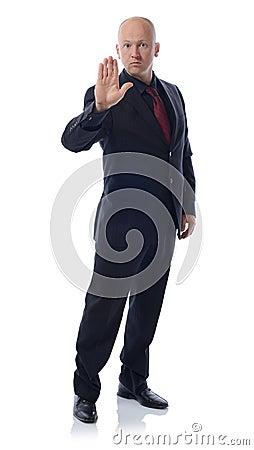 Suit stop!