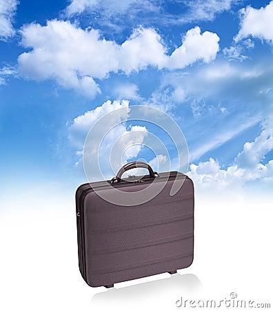 Free Suitcase Royalty Free Stock Photos - 9241578