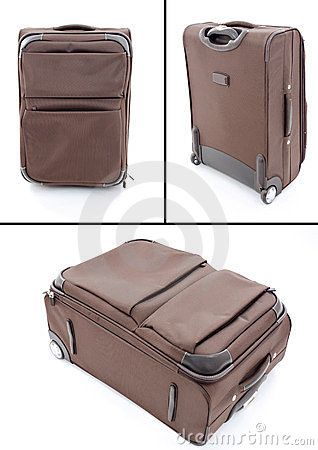 Suitcase travel luggage bag