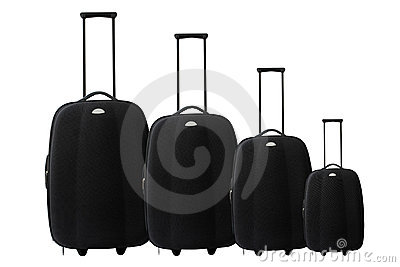 Suitcase or trolley Set