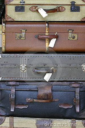 Free Suitcases Stock Photos - 308923