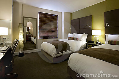Suites and Guest Rooms in a Boutique Hotel