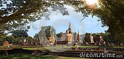 Sukho Thai historical park