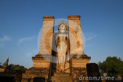 Sukhothai Historical Park, North of Thailand