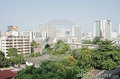 Sukhumvit, Bangkok Editorial Photography