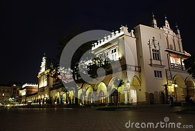 Sukiennice - Krakow