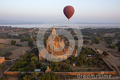 Sulamani Temple - Bagan - Myanmar (Burma)