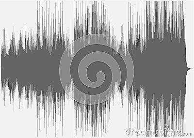 Sulco de refrigeração da guitarra efeito de som de direitos autorais
