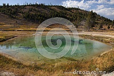 Sulfer Pond