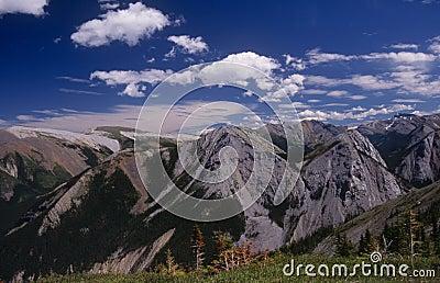 Sulphur Skyline hike, Jasper National Park