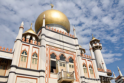 Sultan mosque (Singapore)