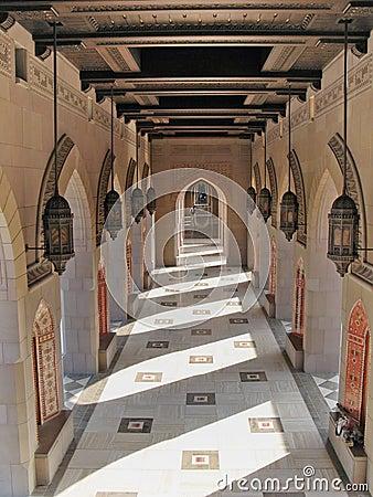 Sultan Qaboos Mosque Oman
