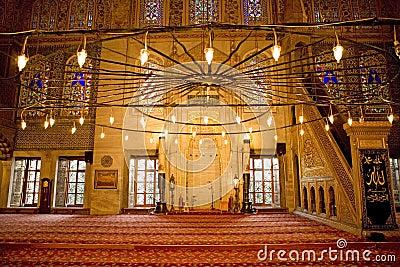 Sultanahmet interior