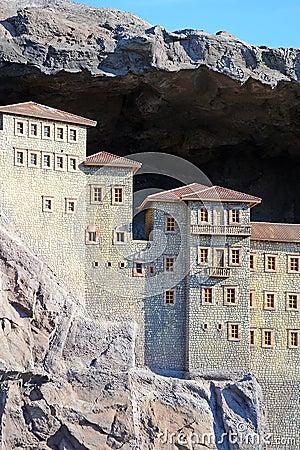 Free Sumela Monastery Stock Images - 22951144