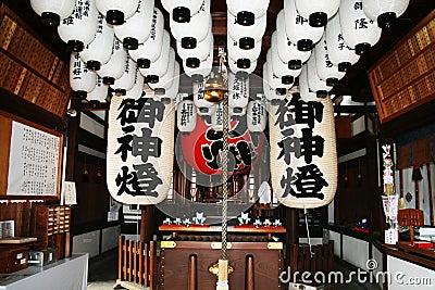 Sumiyoshi taisha temple