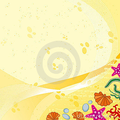 Free Summer Background Stock Images - 2640024